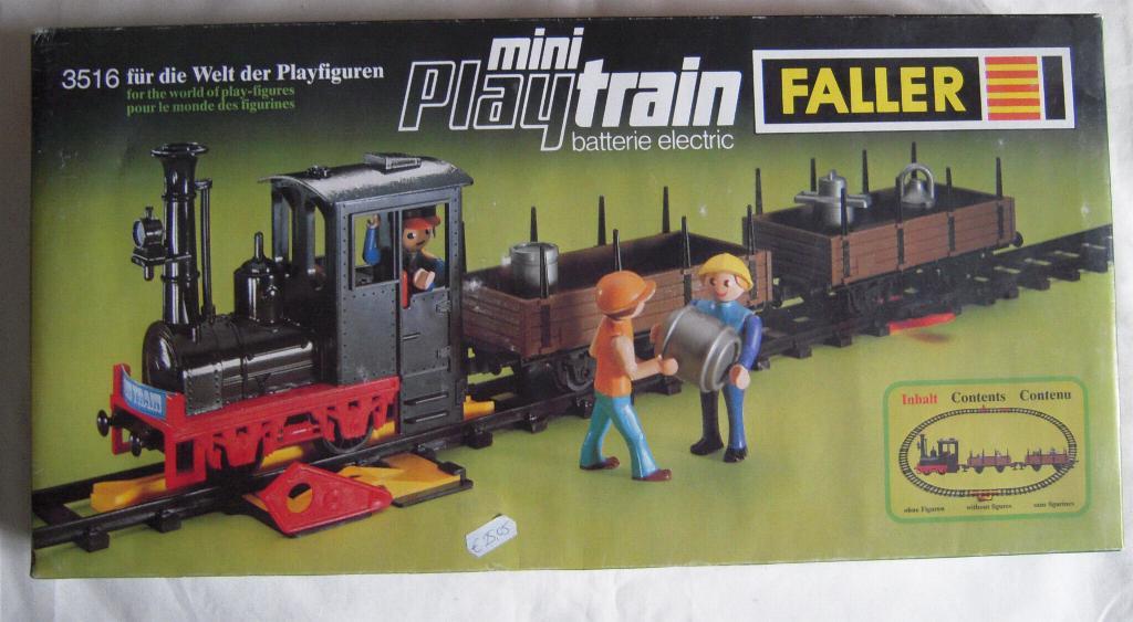 faller e-train