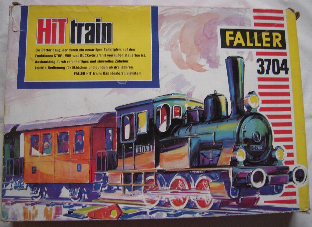 faller hit train